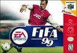 FIFA 99 box art