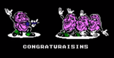 California raisins the grape escape congraturaisins.png