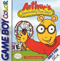 Front-Cover-Arthur's Absolutely-Fun-Day-NA-GBC.png
