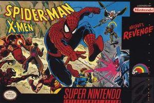 Spiderman Arcade revenge Xmen.jpg