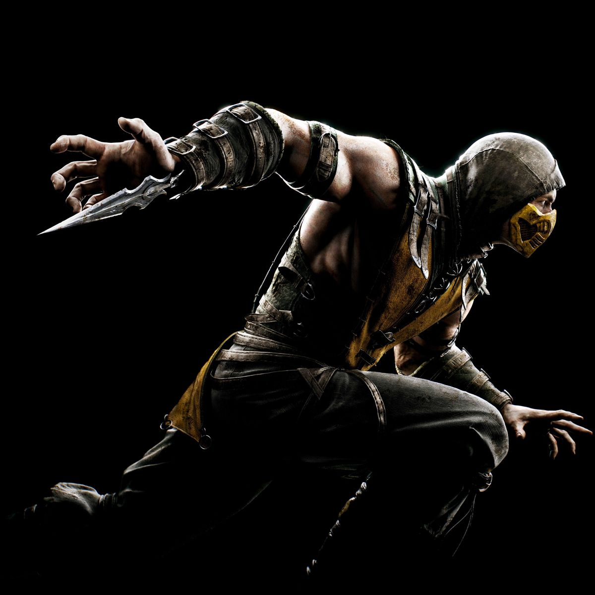 Scorpion Mortal Kombat Codex Gamicus Humanity S Collective