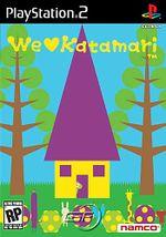 We love Katamari box art