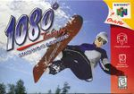 1080 Snowboarding box art