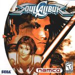Soul Calibur box art