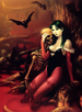 Darkstalkers 3 Morrigan Cover Art.png