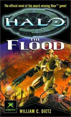 Halo The Flood by William C Dietz novel cover.jpg