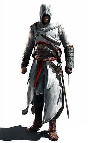 Altair Ibn La Ahad Codex Gamicus Humanity S Collective Gaming