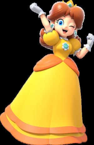 Super Mario party - Daisy Artwork.png