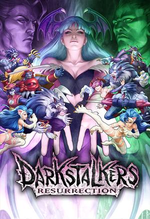 Darkstalkers Reserrection Art.png