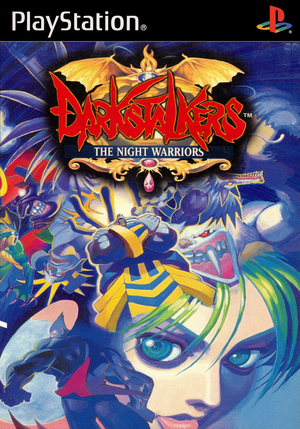 Darkstalkers The Night Warriors PS1 Cover.png