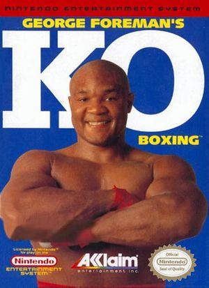 George Foreman KO Boxing.jpg