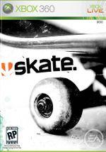 skate. box art