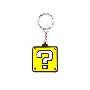 Question Block - Rubber Keychain.jpg