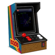 the iCade Cabinet for iPad