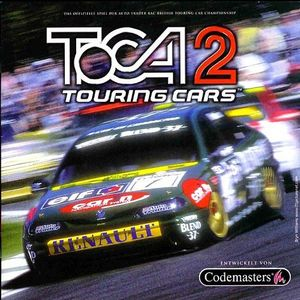 TOCA 2 Touring Cars - Codex Gamicus - Humanity's collective
