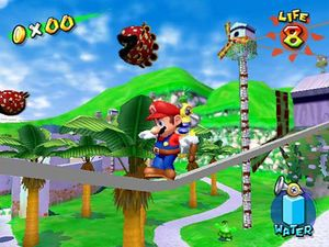 Super mario sunshine screenshot1.jpg