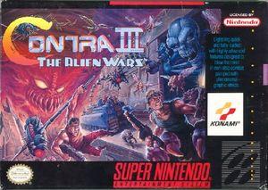 Contra III The Alien Wars box.jpg
