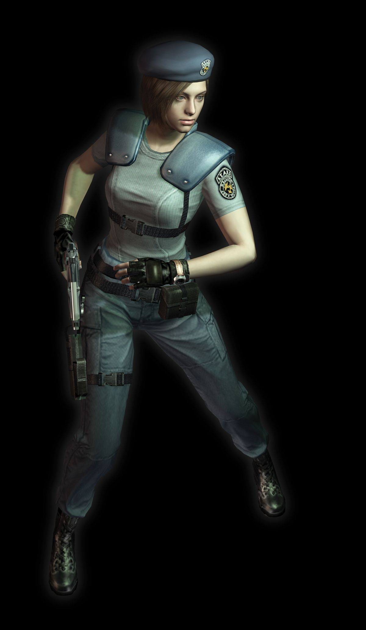 Jill Valentine Codex Gamicus Humanity S Collective