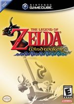 The Legend of Zelda: The Wind Waker box art