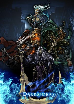 The four horsemen by windlordofsuldor.jpg