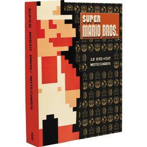 Super Mario 12 Die Cut Notecards.jpg