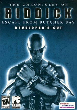 Front-Cover-The-Chronicles-of-Riddick-Escape-from-Butcher-Bay-Developer's-Cut-NA-PC.jpg