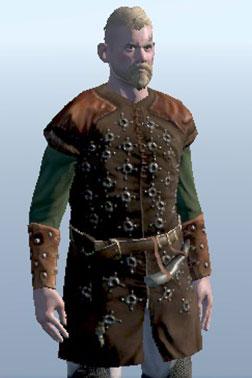 Huntsman's Jerkin - Light Armour
