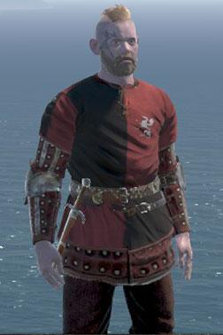 Soldier's Brigandine [Heavy Armour]