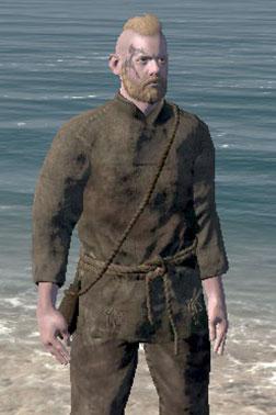 Warden's Shirt [Light armour]
