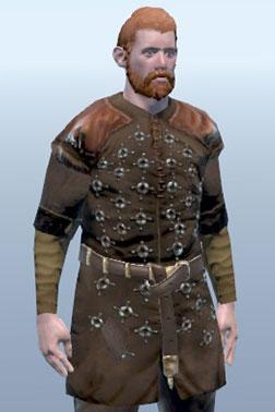 Burgher's Jerkin [Light Armour]