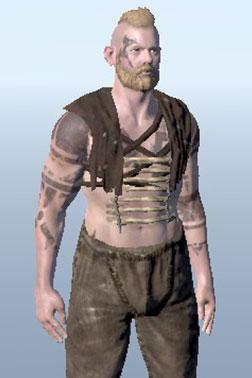 Bone armour [Light Armour]