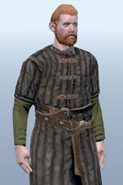 Soldier's Gambeson [Light Armour]