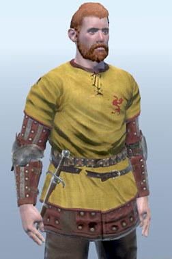 Hersir's Brigandine [Heavy Armour]