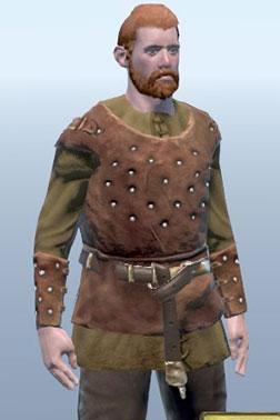 Clan Jerkin [Medium Armour]