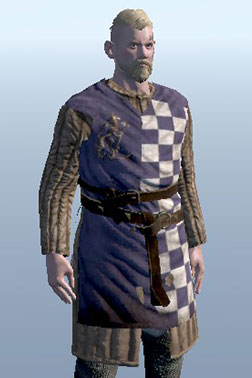 Dunfen Warden's Gambeson [Light Armour]