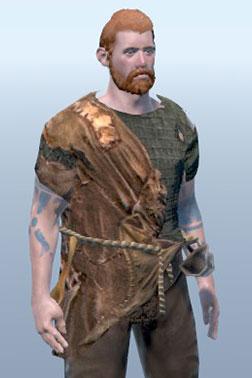 Outcast's Torn Rags [Light Armour]