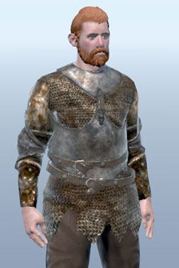 Cuirass with Chainmail [Heavy Armour]
