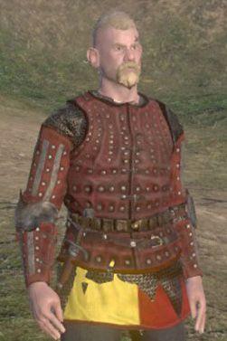 Original Faith's Order Brigadine [Heavy Armour]