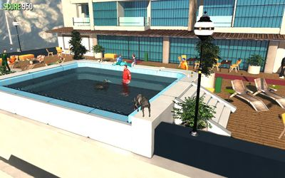 Skyscraper Balcony - Official Goat Simulator Wiki