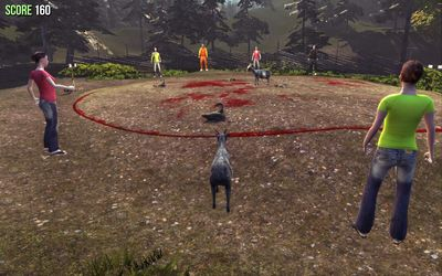 Fighting Ring - Official Goat Simulator Wiki