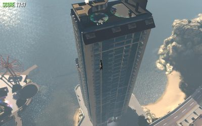 Skyscraper - Official Goat Simulator Wiki