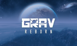 GRAV Reborn Splash.bmp