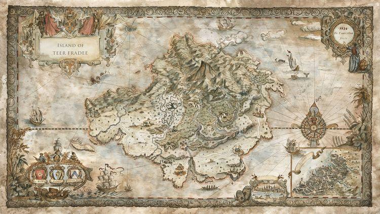 Greedfall-isla
