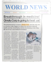 Newspaper Article - World News (vision 3).png