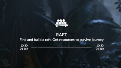 Raft Challenge - Official Green Hell Wiki