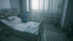 Mia in Hospital