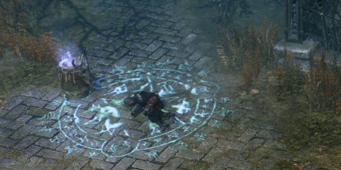 Daila's Secret Quest - Official Grim Dawn Wiki