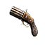 Tarnished Pepperbox Gun Icon.png