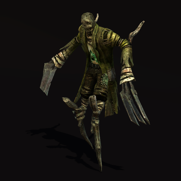 Grim Dawn Haunted Steel
