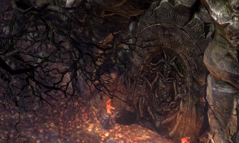 Shrine of the Forgotten God - Official Grim Dawn Wiki